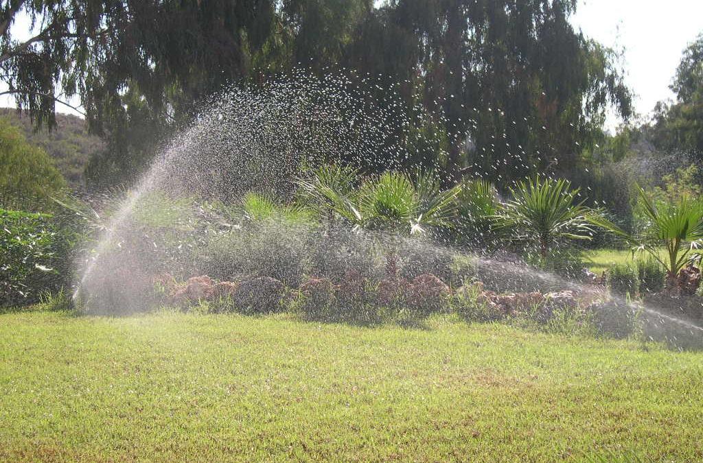 Instalación sistemas de riego en Marbella